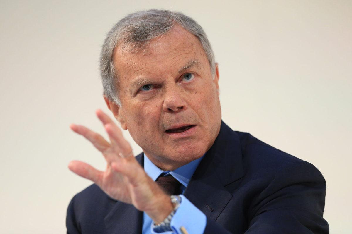 Sir Martin Sorrell steps down as WPP chief executive after allegations of personal misconduct