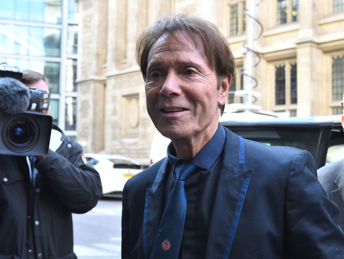 BBC had 'strong journalistic right' to report raid on Cliff Richard's home despite distress caused, judge hears