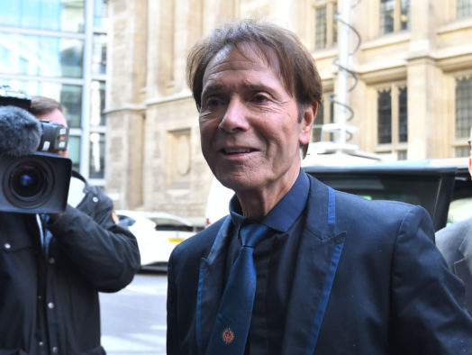 BBC reporter says there was no 'formal' deal with police over Sir Cliff house raid coverage but it was a story he 'could not ignore'