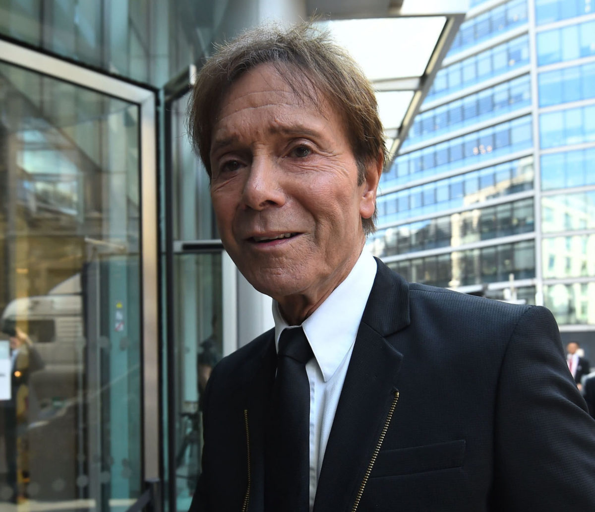 BBC reporter told editors it was 'possible' police felt 'pressured' into co-operating over coverage of raid on Cliff Richard's home, judge hears