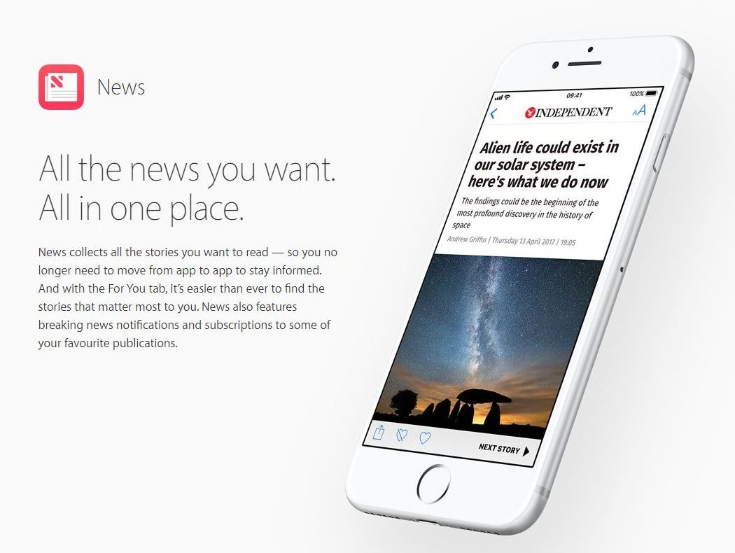 Apple plans simplified subscription service in News app where users pay one fee to access all content, according to reports