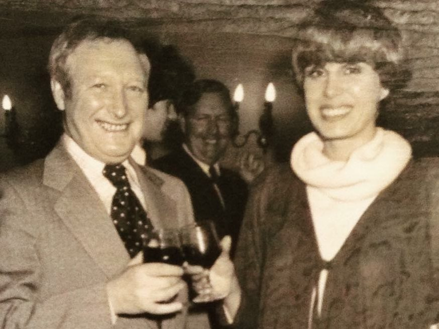 Tributes to an 'outstanding journalist' from Fleet Street's heyday as former Sunday People editor Ernest Burrington dies aged 91