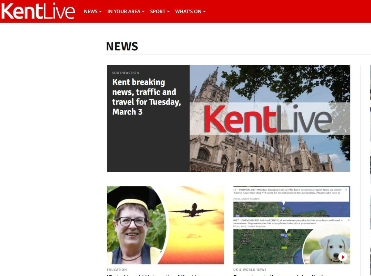 IPSO rules Kent Live 'rape charge' article inaccurate after newsroom confusion over police press releases