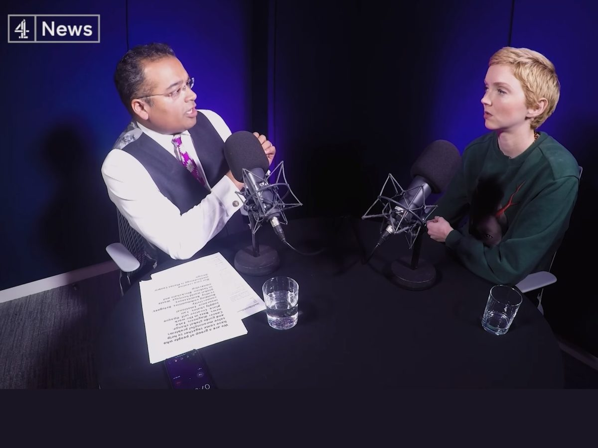 Krishnan Guru-Murthy says Channel 4 News podcast is way of 'getting to grips' with subjects outside 'punchy' bulletin interviews