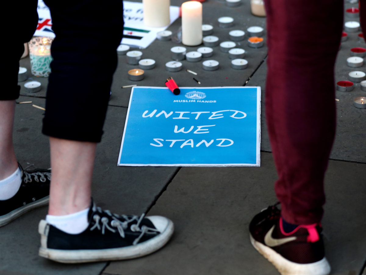 Manchester attack victims' families urged to complain to press regulators so media intrusion claims can be investigated fully