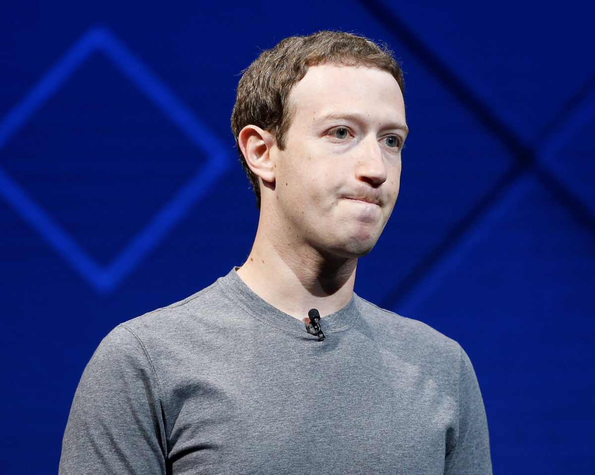 Zuckerberg says he is still right person to lead Facebook amid claims 87m users could be affected by Cambridge Analytica scandal