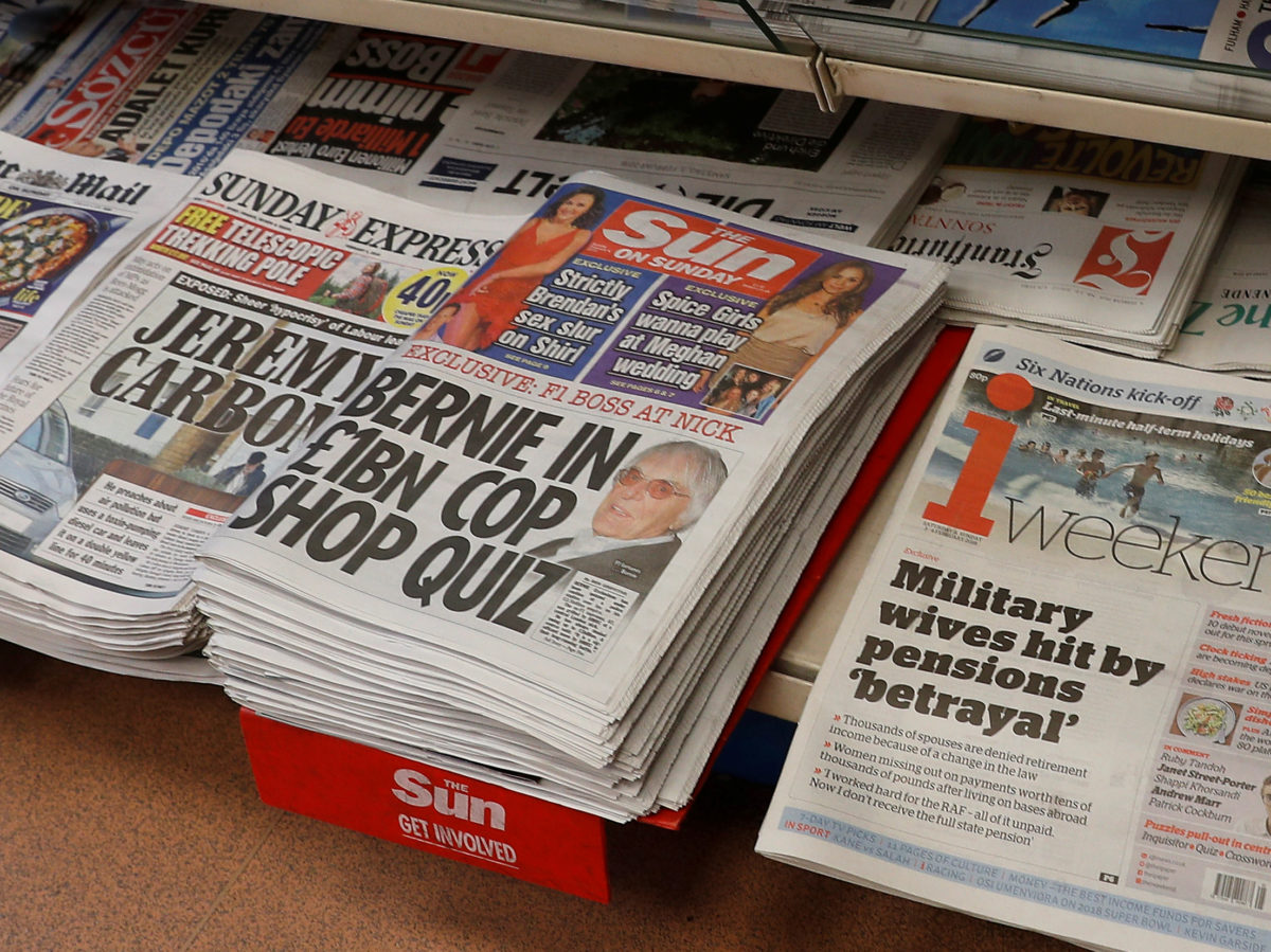 National newspaper ABCs: Free Metro tops circulation figures again but Sun still UK's best-selling newspaper + web figures