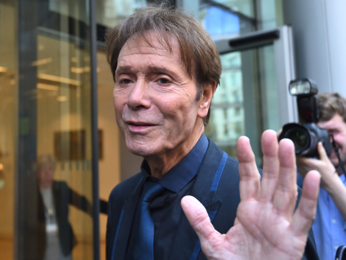 BBC journalist in Sir Cliff trial says he 'did not put police under pressure' to share allegation against singer and will protect his source