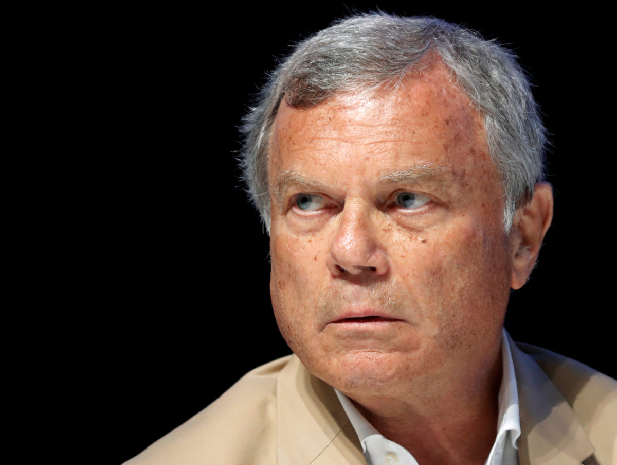 WPP to probe misconduct claim against chief executive Sir Martin Sorrel
