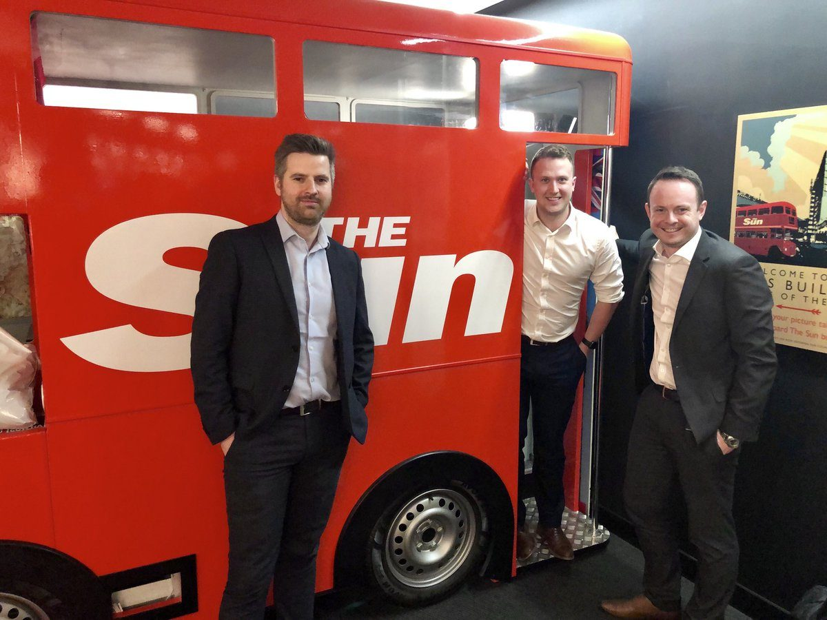 The Sun announces new showbiz team with Simon Boyle appointed editor of Bizarre
