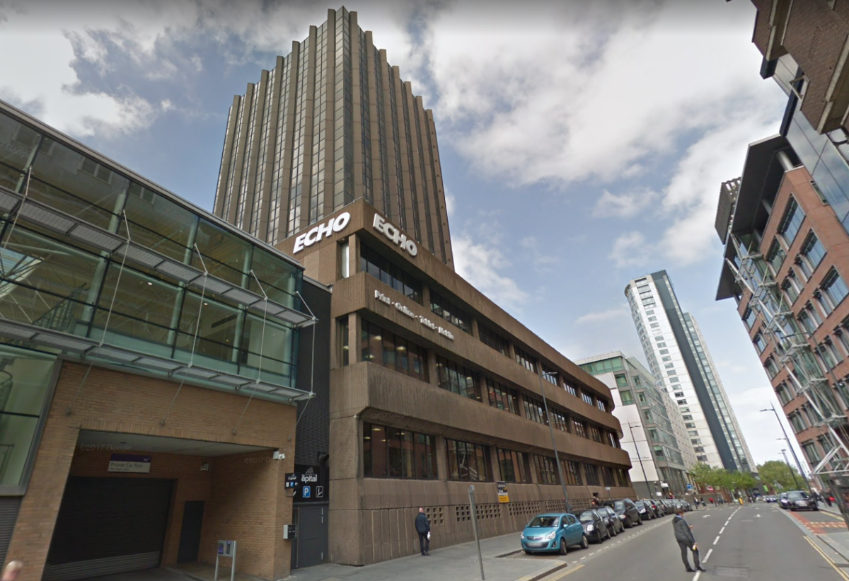 Liverpool Echo moves offices after 45 years as former purpose-built print newsroom set to become hotel