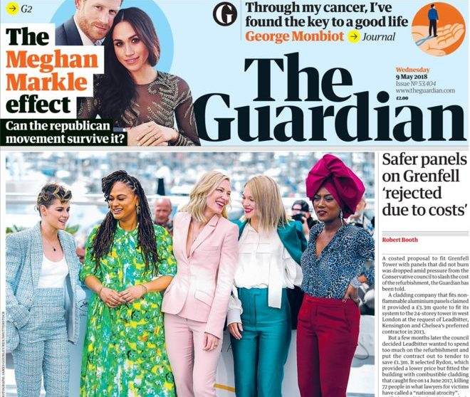 Guardian distances itself from 'anti-press' Data Protection Bill amendments which would exclude title from paying punitive legal costs