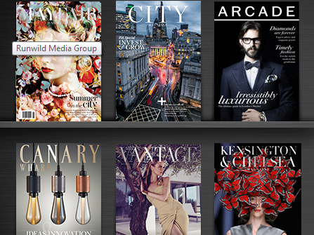 Luxury magazine publisher Runwild Media goes into administration after 13 years with six magazines closing
