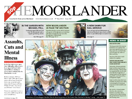 Local newspaper The Moorlander turns a profit as it hits its 50th edition