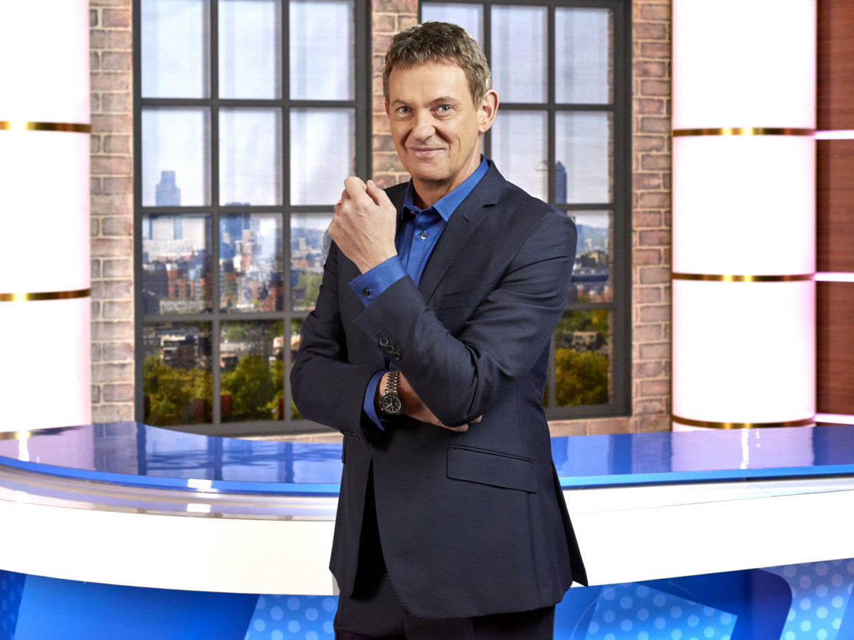Matthew Wright leaves Channel 5 current affairs show The Wright Stuff after 18 years