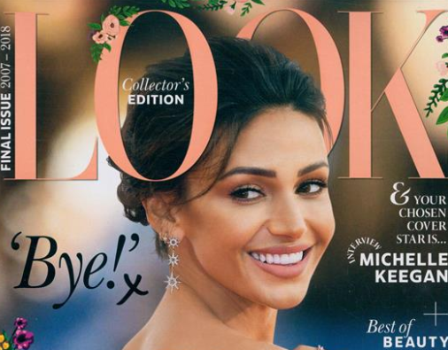 Look magazine urges readers to buy rival print titles from Cosmopolitan to Grazia or see them close as it prints final issue