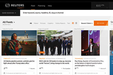 First year of Reuters Connect content hub shows drive to online video 'alive and well' in news industry