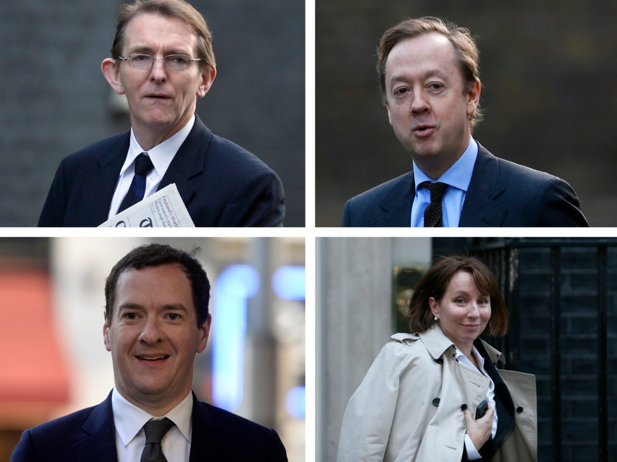 Daily Mail editor runners and riders: Mail on Sunday's Geordie Greig is bookie's favourite to succeed Paul Dacre