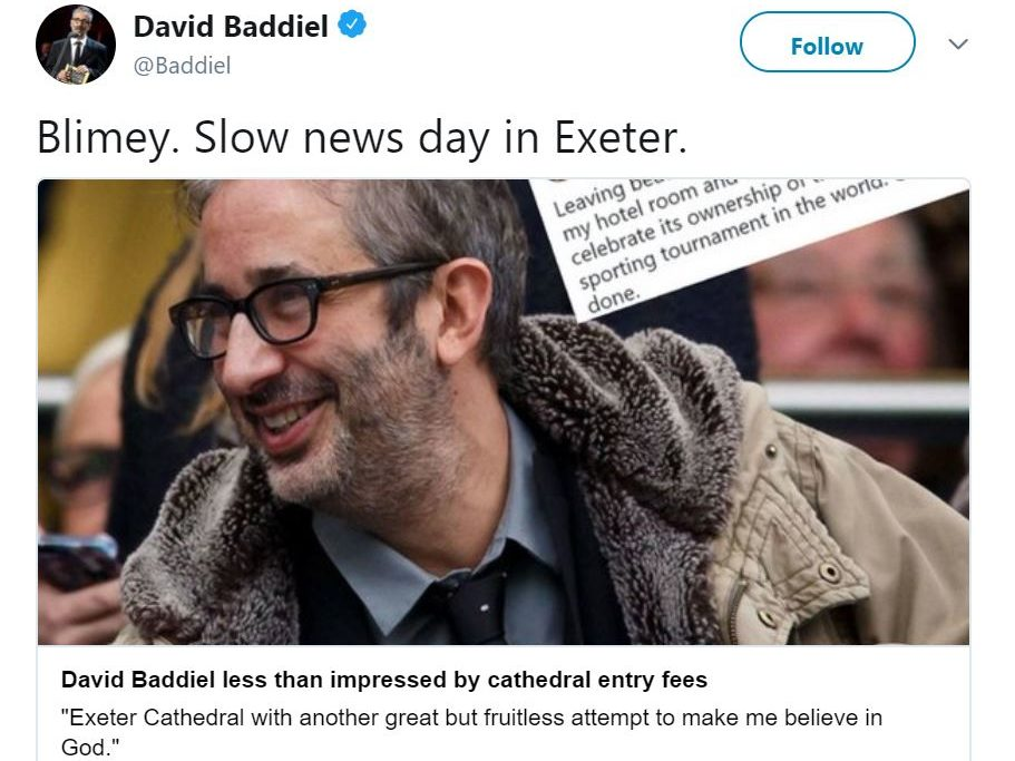 'Slow news day' claims 'couldn't be farther from the truth' as journalists toil at 'breakneck pace' to bring news, says Cornwall Live boss