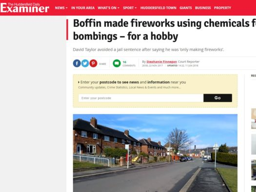 Huddersfield Daily Examiner breached accuracy code with 'bomb boffin' headline, IPSO rules