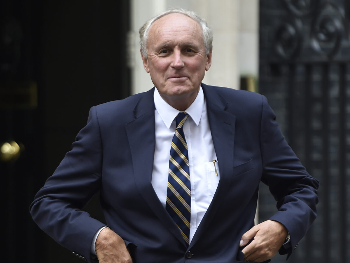 Paul Dacre delivers sermon of praise to The Guardian at Peter Preston memorial service