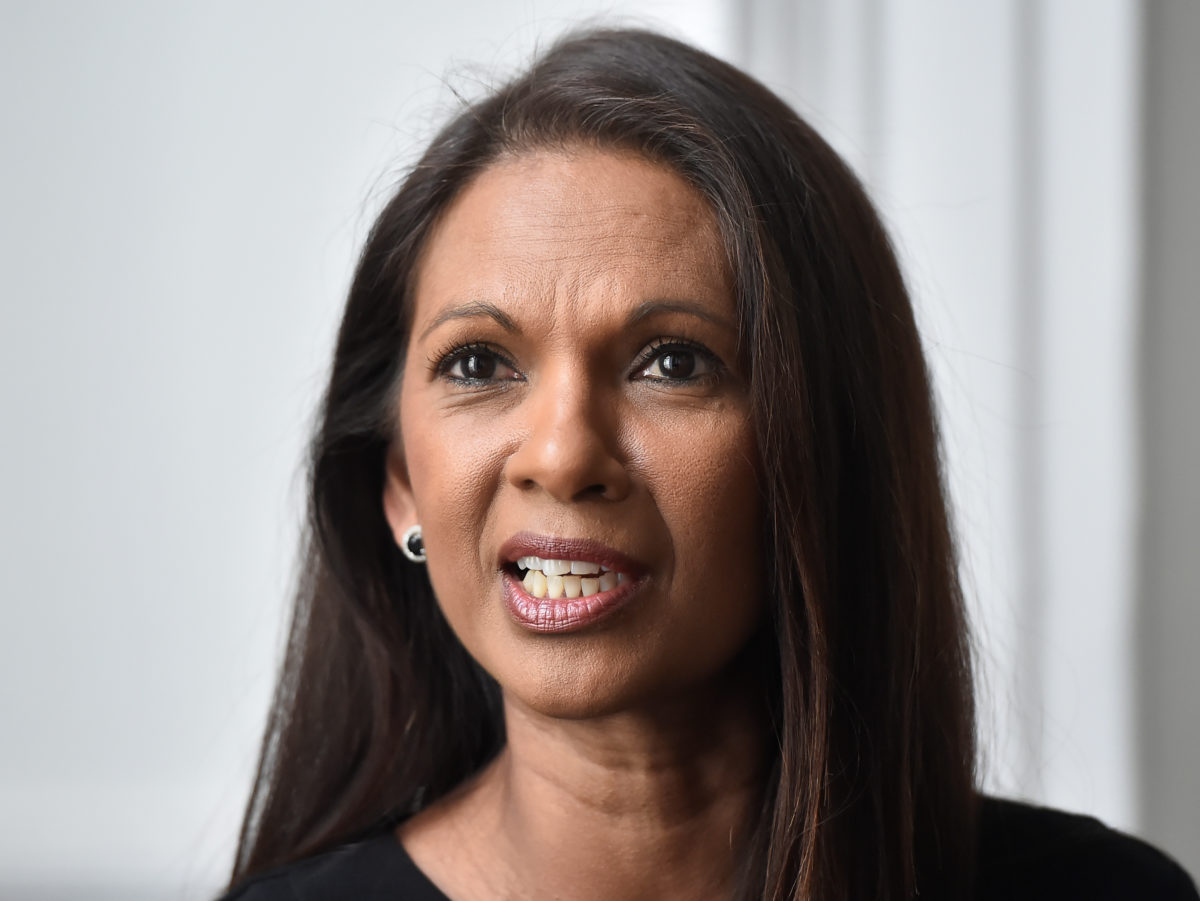 Anti-Brexit campaigner Gina Miller accuses news media of 'stifling' free expression and putting owners' interests above readers