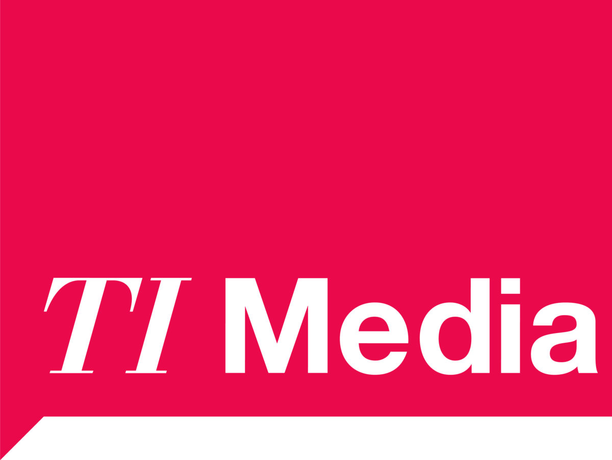 Magazine publisher Time Inc UK officially rebrands to TI Media and reveals new logo