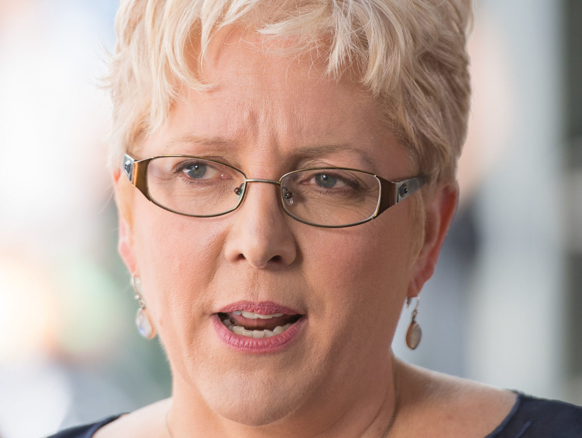 Former BBC China editor Carrie Gracie says battle for equal pay was 'worse than breast cancer'