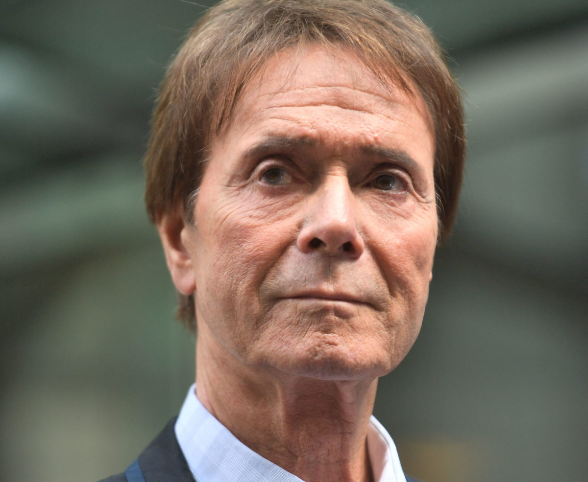 Only one in 20 think press should be able to name suspects before arrest as in case of Sir Cliff Richard, Yougov poll finds