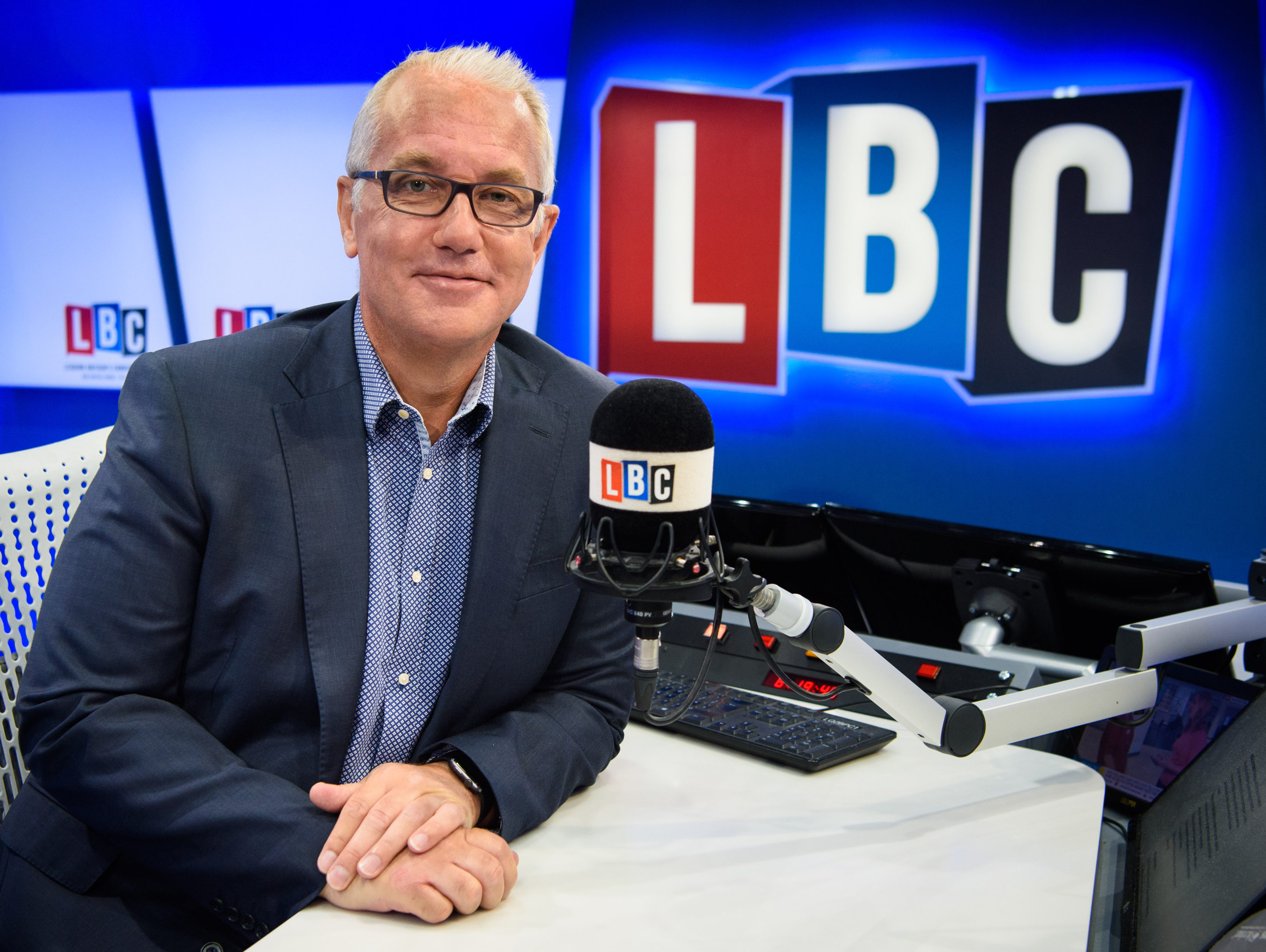 Eddie Mair confirmed for LBC from September