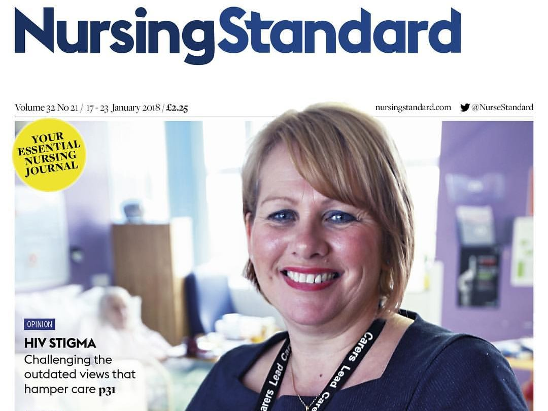 Nursing Standard names new editor as it moves to 'online-first' approach