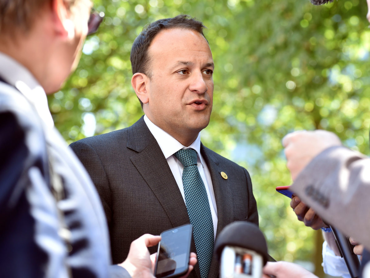 Ireland's Taoiseach declares free press 'essential' after reportedly supporting Donald Trump's criticism of the media at private lunch