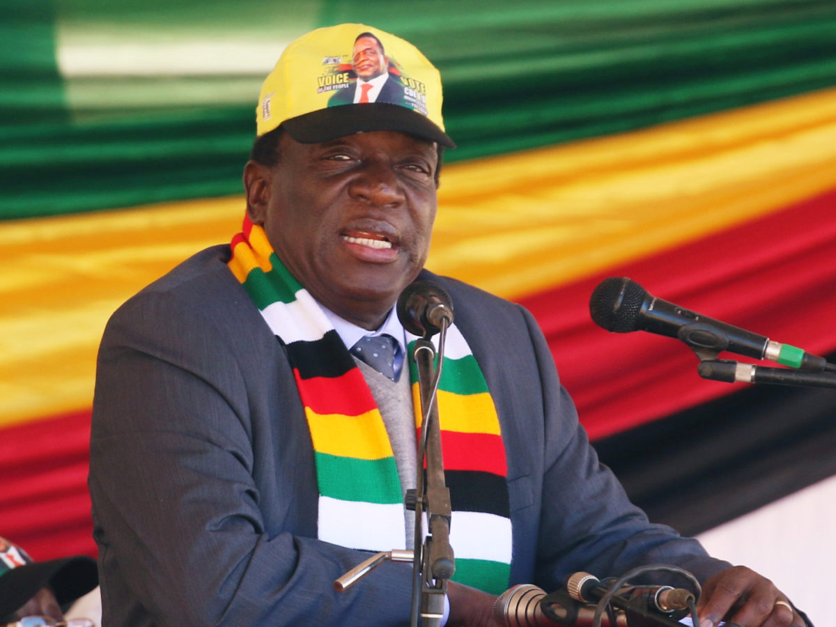 News diary 30 July-5 August: Zimbabwe goes to the polls after Robert Mugabe resignation and Brighton celebrates Pride