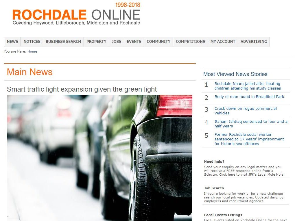 Hyperlocal news website Rochdale Online launches print magazine in 20th year of publishing