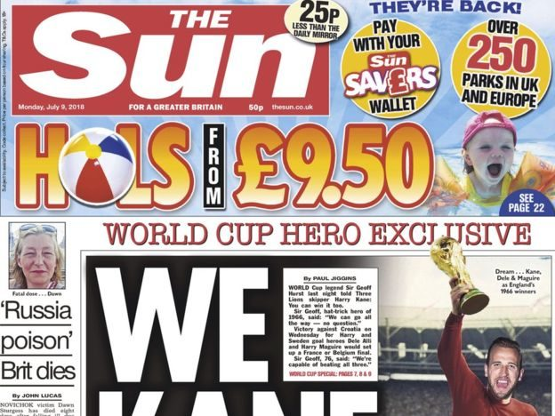 The Sun tells BBC not to tweet its front pages night before they hit newsstands in bid to 'drive traffic' through own channels