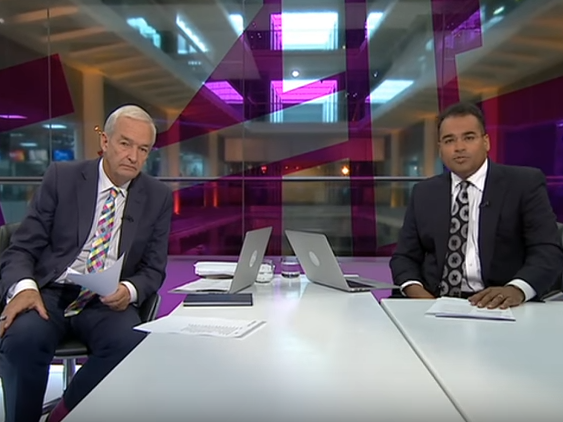 Channel 4 News blames audience dip on 'Brexit fatigue' and increased viewing competition