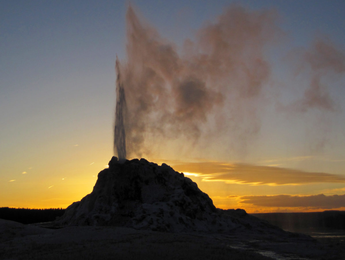 Express online headline claiming Yellowstone volcano eruption was 'imminent' not supported by scientific research, IPSO rules