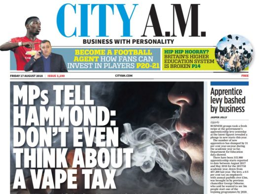 City AM making 'good progress' on fixing fault behind three-day website outage