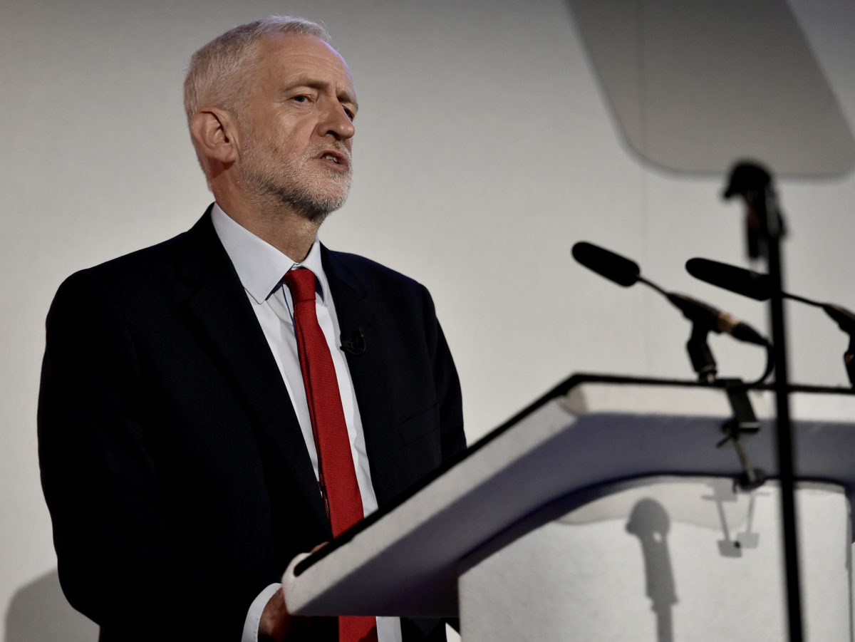Corbyn calls for journalists to be 'set free' from 'billionaire' press barons as he proposes 'public interest media fund' and editorial elections