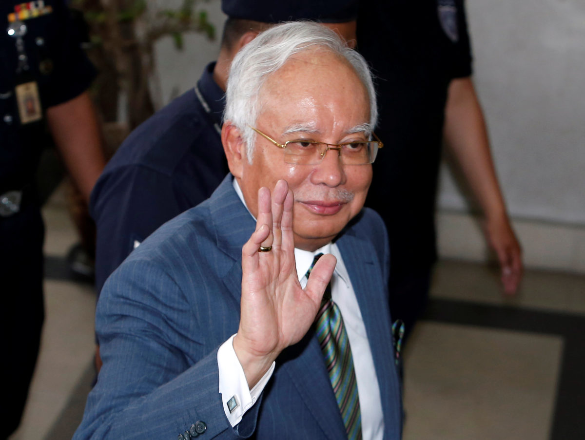 New Malaysian government repeals law banning 'fake news'