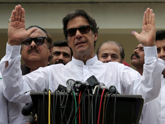 News diary 13-19 August: Imran Khan to be sworn in as Prime Minister of Pakistan and North and South Korean officials to meet