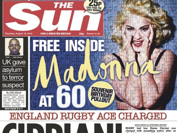 Sun says it 'will not be silenced' by Sir Cliff privacy ruling and will 'accept consequences in court' of reporting police probes