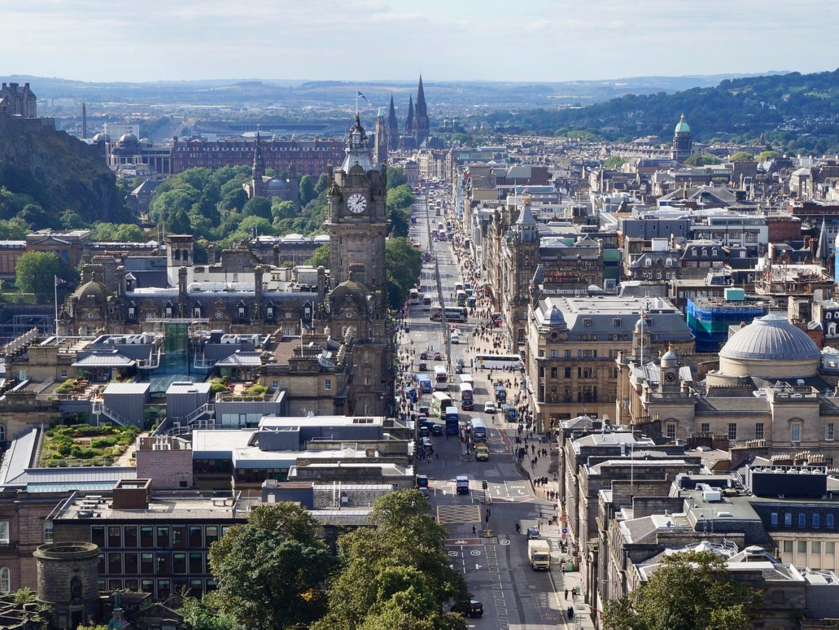 Reach set to launch new standalone city website Edinburgh Live run by team of five journalists
