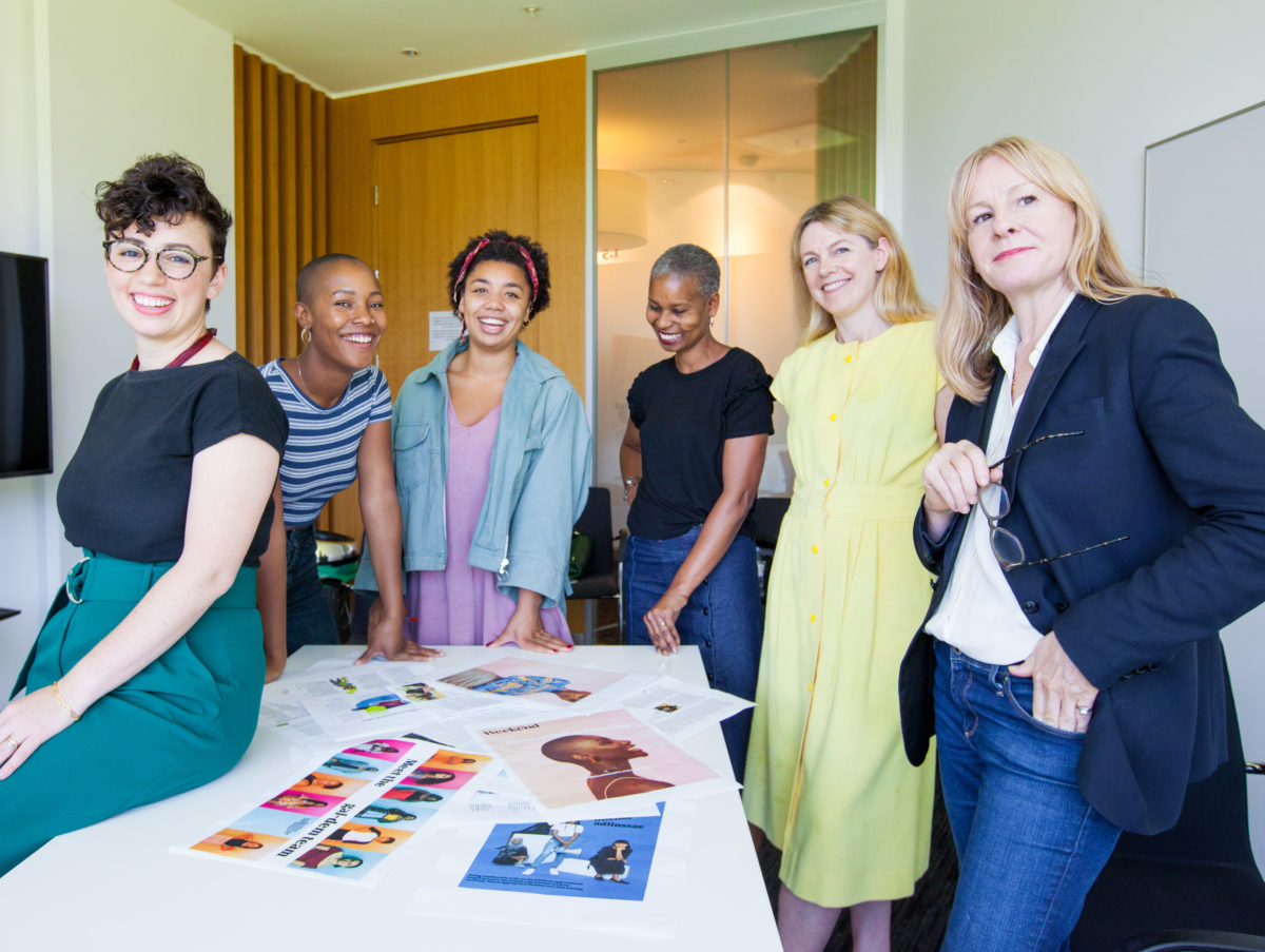 Gal-dem mag team take over Guardian Weekend as 'agents of change we need' to raise voices of women and non-binary people of colour