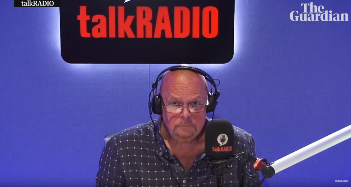 Talkradio's James Whale back on air after suspension over interview with alleged sex assault victim that 'lacked sensitivity'