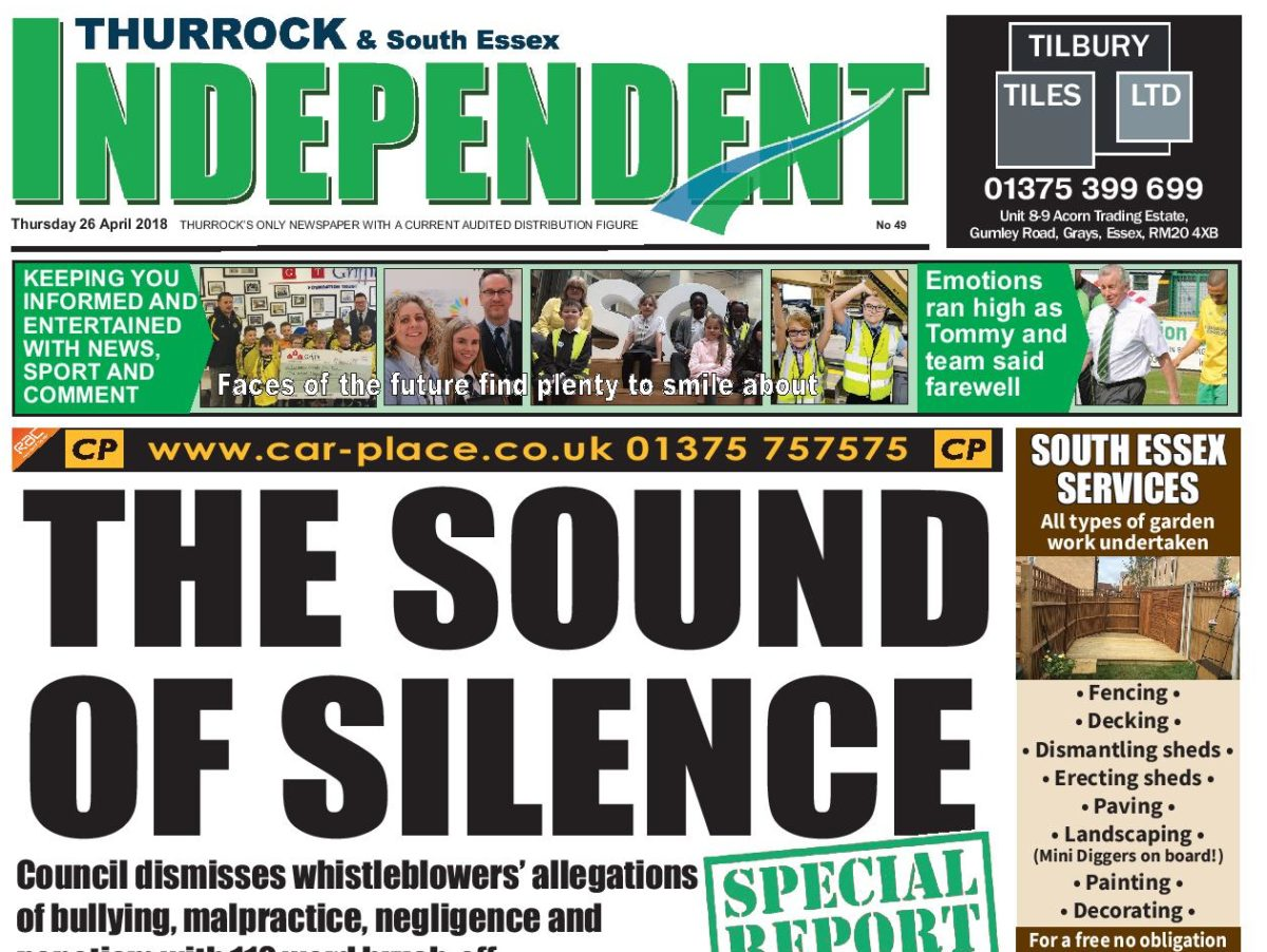 Thurrock Council loses second accuracy complaint against newspaper whose editor it has 'blacklisted'
