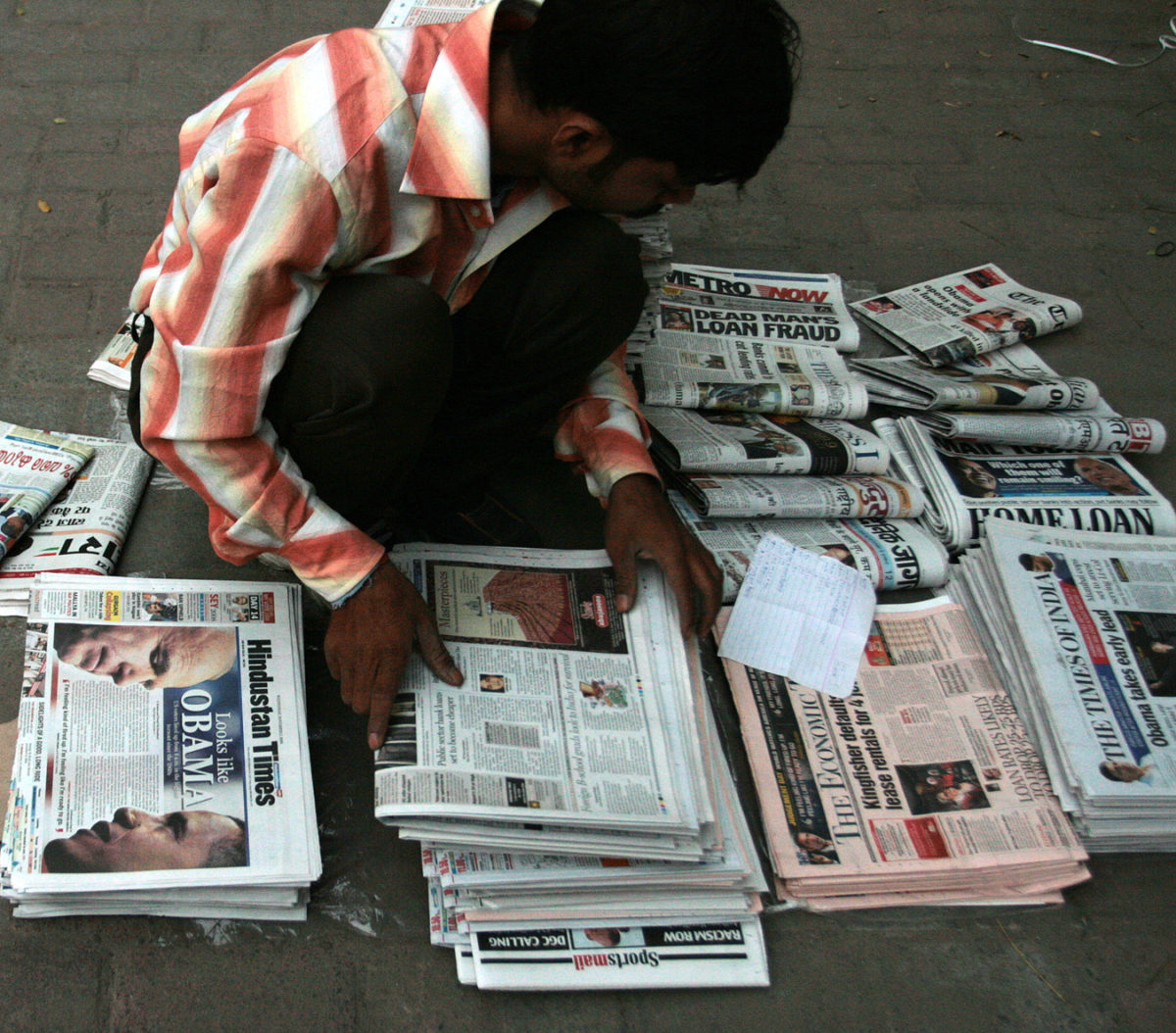 Why I worry about India's increasingly fragile media