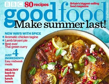 Immediate Media becomes UK's 'largest food media publisher' with buyout of BBC Good Food brand