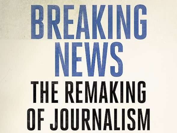 Book review: Breaking News by Alan Rusbridger