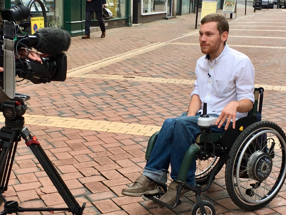BBC News to invest further £1m in recruiting journalists with disabilities due to 'under-representation' across corporation